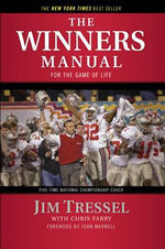 The Winners Manual : For the Game of Life - Jim Tressel