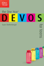 The One Year Devos for Teens - Susie Shellenberger