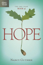 The One Year Book of Hope - Nancy Guthrie
