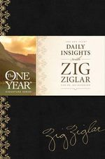 The One Year Daily Insights with Zig Ziglar : Leatherlike - Zig Ziglar