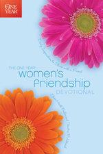 The One Year Women's Friendship Devotional - Cheri Fuller