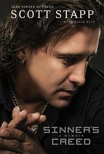 Sinner's Creed : Small to Medium! The Life of a Psychic. - Scott Stapp