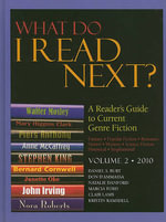 What Do I Read Next?, Volume 2 : A Reader's Guide to Current Genre Fiction - Daniel S Burt