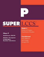 SUPERLCCS 2012 : Subclass PB-PH: Modern Languages. Celtic Languages, Uralic, Basque