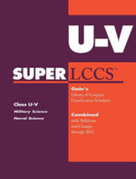 SUPERLCCS 2012 : Class U-V: Military and Naval Science