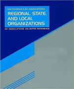 Encyclopedia of Associations : National Organizations of the U.S: Supplement