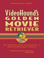 Videohound's Golden Movie Retriever - Gale