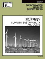 Energy : Supplies, Sustainability, and Costs - Kim Masters Evans