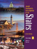 Junior Worldmark Encyclopedia of the States : 4 Volume Set