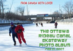 The Ottawa Rideau Canal Skateway Photo Album - Feb 21, 2007 (English eBook)