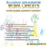Work Credits - A New Global Currency - English - Arnold Vinette