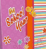 My School Year (for Girls) - Delicious Stationery