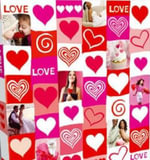 Scrapbooking Album - Love - Delicious Stationery