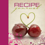 Recipe Journal - Cherries - Delicious Stationery