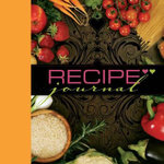 Recipe Journal - Produce - Delicious Stationery