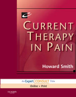 Current Therapy in Pain : Expert Consult: Online and Print - Howard S. Smith