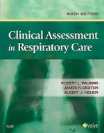 Clinical Assessment in Respiratory Care - Craig L. Scanlan