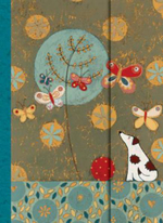 Dog & Butterflies Journal - Sellers Publishing Inc