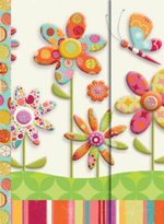 Happy Flowers Journal - Sellers Publishing Inc