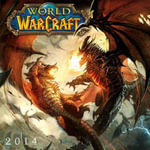 World of Warcraft Calendar - Blizzard Entertainment