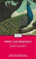 Pride and Prejudice : Enriched Classics - Jane Austen