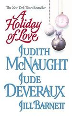 A Holiday of Love : Four Stories in One Book - Jude Deveraux