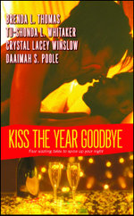 Kiss the Year Goodbye - Brenda L. Thomas