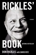Rickles' Book : A Memoir - Don Rickles