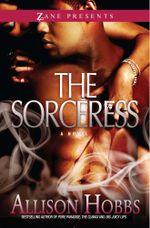 The Sorceress : A Novel - Allison Hobbs