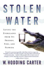 Stolen Water : Saving the Everglades from Its Friends, Foes, and Florida - W. Hodding Carter