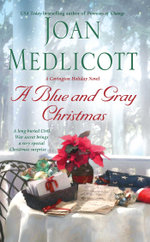 A Blue and Gray Christmas - Joan Medlicott