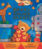 Bear's Golden Hearts - Gillian Shields