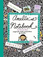 Amelia's Notebook : Amelia's Notebook (Hardcover) - Marissa Moss