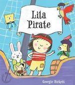 Lila Pirate - Georgie Birkett