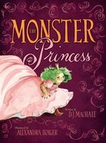 The Monster Princess - D J MacHale