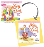 Katy Duck, Dance Star and Centre Stage : 2 Books in 1 - Alyssa Satin Capucilli