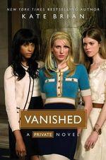 Vanished - Kate Brian