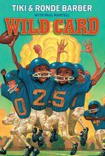 Wild Card : Barber Game Time Books - Tiki Barber