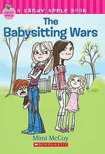 The Babysitting Wars - Mimi McCoy