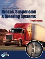 Modern Diesel Technology : Brakes, Suspension and Steering - Sean Bennett