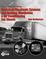 Modern Diesel Technology : Job Sheets for Brakes, Suspension/steering, Hydraulics - Dale McPherson