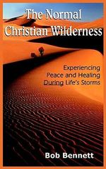 The Normal Christian Wilderness :  Experiencing Peace and Healing During Life's Storms - Bob Bennett