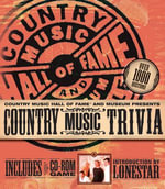 Country Music Trivia : An Interactive Blvd. Book and CD - Country Music Fame