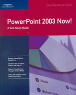 Getting Started W/Powerpoint : A Self-Study Guide - Ilt, Course Technology