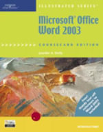 Microsoft Office Word 2003 Illustrated Introductory Coursecard Edition - Jennifer Duffy