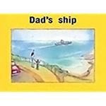 Rigby PM Stars : Bookroom Package (Levels 1-2) Dad's Ship - Various