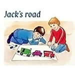 Rigby PM Stars : Bookroom Package (Levels 1-2) Jack's Road - Various