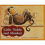 Rigby PM Stars : Bookroom Package (Levels 3-5) Little Teddy and Monkey - Various