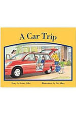 Rigby PM Stars : Bookroom Package (Levels 3-5) Car Trip, a - Various