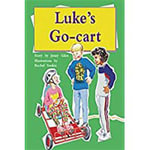 Rigby PM Collection Gold : Student Reader Bookroom Package Luke's Go Cart - Rigby